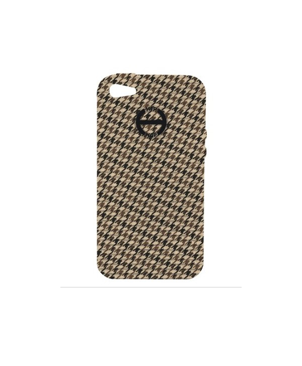 HIP HOP COVER PIED DE POULE  I PHONE 4 4S HCV0088