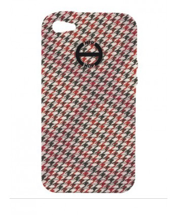 HIP HOP COVER PIED DE POULE I PHONE 4 4S HCV0089