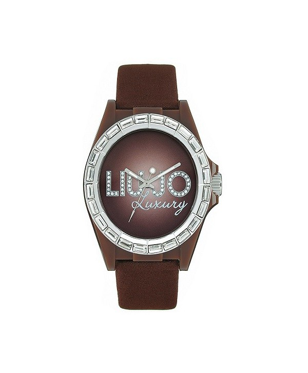 OROLOGIO DONNA LIU JO QUEEN MARRONE TLJ243