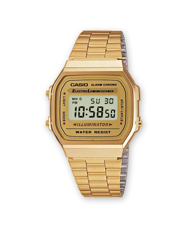 OROLOGIO CASIO COLLECTION A168WG-9EF
